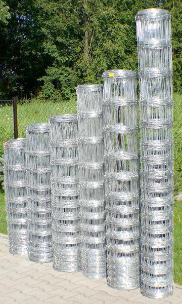 vildthegn set rullet op som galvaniseret ståltråd